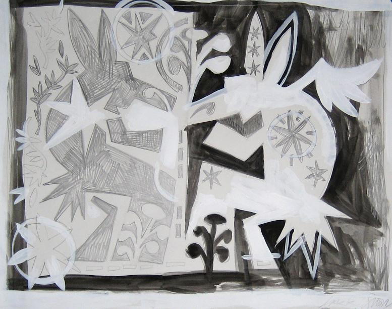 05.13.09.rabbits.sculpturestudy